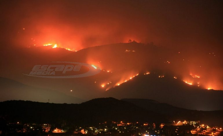 Πύρινη λαίλαπα στην Καλιφόρνια – Έχει καεί έκταση ίση με το Λος Άντζελες