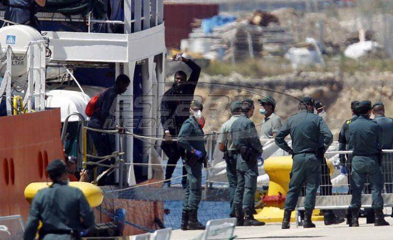 Έκλεισε η συμφωνία Γερμανίας – Ισπανίας για την επαναπροώθηση μεταναστών