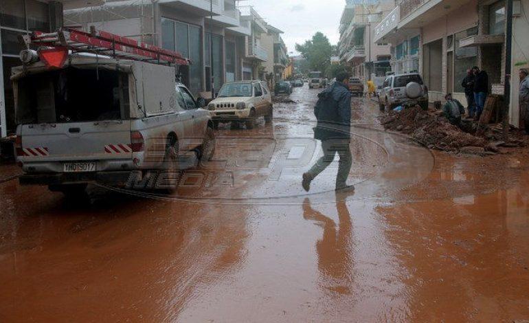 Μελλοντικές πλημμύρες απειλούν την Ελλάδα – Απαραίτητη η κατασκευή αναχωμάτων