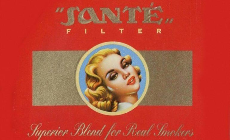 Η ιστορία του κοριτσιού των τσιγάρων Sante…