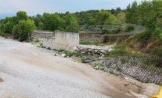 Εξαφανίστηκε ο Πηνειός ποταμός  (φωτό)