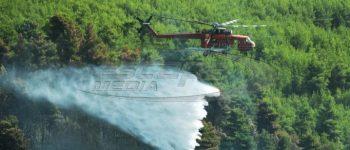 Μεγάλος ο κίνδυνος πυρκαγιάς σήμερα - Ποιες περιοχές βρίσκονται στο «κόκκινο»
