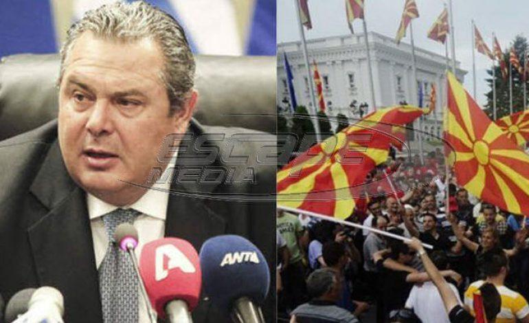 Καμμένος: «Αν έρθει η συμφωνία για το Σκοπιανό στη Βουλή θα αποχωρήσω από την κυβέρνηση»