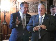 Σκληρή ανακοίνωση του ΥΠΕΞ: ''Σύντροφος της Τουρκίας η Ρωσία''