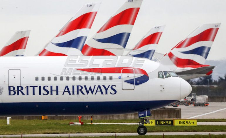 Θύματα ηλεκτρονικής κλοπής 380.000 τραπεζικές κάρτες πελατών της British Airways – Αποζημιώσεις υπόσχεται η εταιρεία