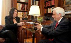 Εξώδικο της Κωνσταντοπούλου στον Παυλόπουλο για τις γερμανικές αποζημιώσεις