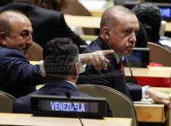 Οργή Ερντογάν από το βήμα του ΟΗΕ για τα «αντίποινα» των ΗΠΑ