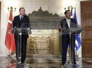 Σήμερα η κρίσιμη συνάντηση Τσίπρα και Ερντογάν - Τι θα συζητήσουν