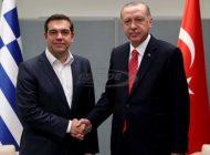 Πρόσκληση Ερντογάν σε Τσίπρα να επισκεφτεί την Κωνσταντινούπολη - Στην κορυφή της ατζέντας το Κυπριακό