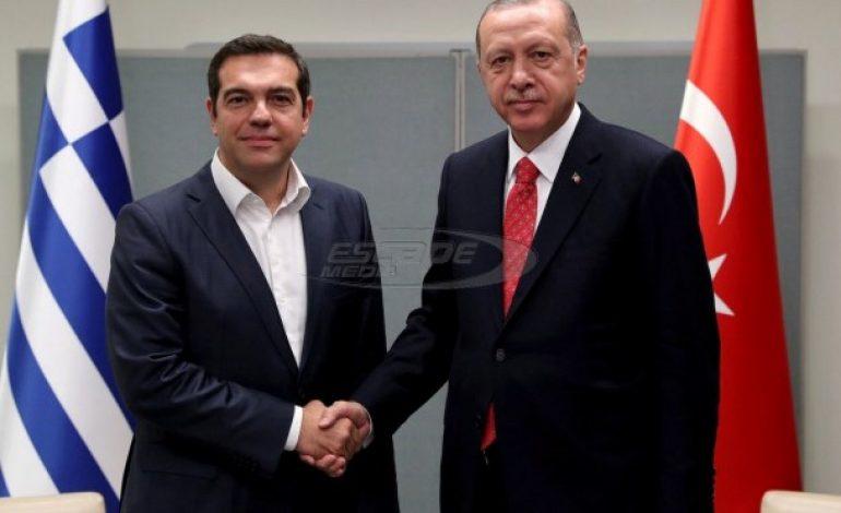 Πρόσκληση Ερντογάν σε Τσίπρα να επισκεφτεί την Κωνσταντινούπολη – Στην κορυφή της ατζέντας το Κυπριακό