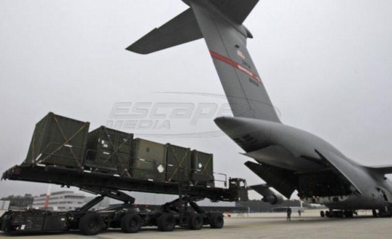 Οι ΗΠΑ «μετακομίζουν» στρατιωτικά στην Ελλάδα Φωτογραφία αρχείου Φωτογραφία αρχείου AP