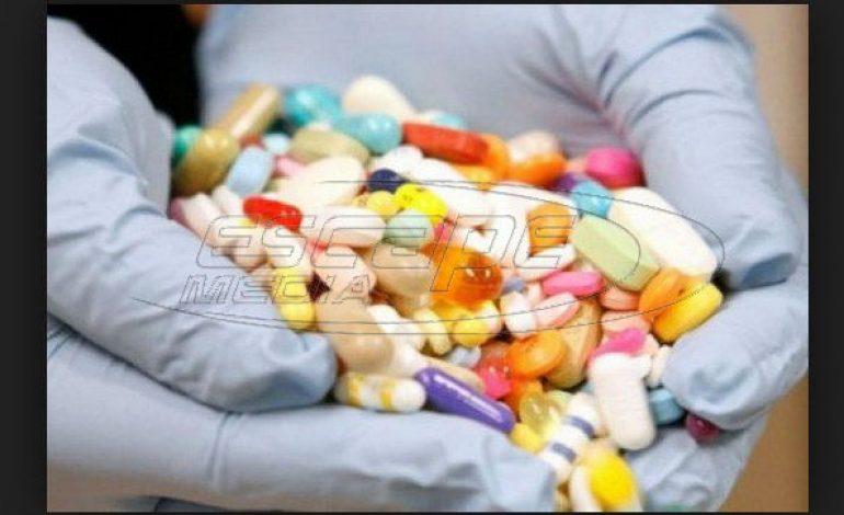 Κατασχέθηκαν 500 τόνοι παράνομα φάρμακα που πωλούνταν στο διαδίκτυο
