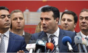 «Σκάνε» εξελίξεις στα Βαλκάνια – H Mόσχα δίνει «στεγνά» τον Ζάεφ: «Παίρνει διαταγές από την CIA, διορίστηκε από τον Σόρος»
