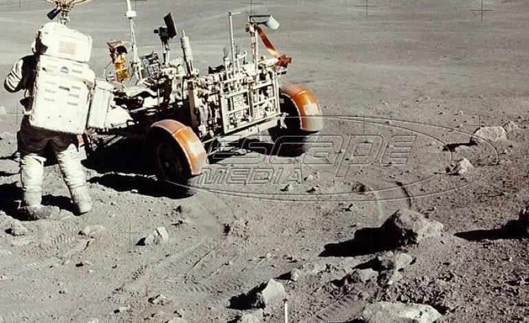 Δημοπρασία για πετρούλες από τη Σελήνη ξεπέρασε κάθε πρόβλεψη – Τα πιο ακριβά 0,2 γραμμάρια ever