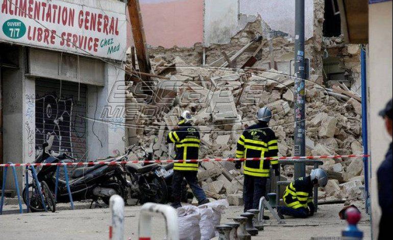 Φόβοι για «ντόμινο» καταρρεύσεων κτηρίων στο κέντρο της Μασσαλίας
