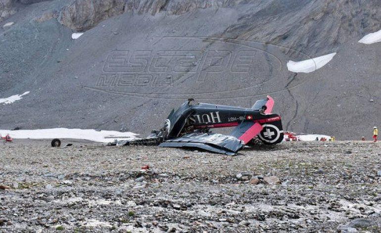 Σύγκρουση δύο αεροσκαφών στον Καναδά – Το ένα συνετρίβη