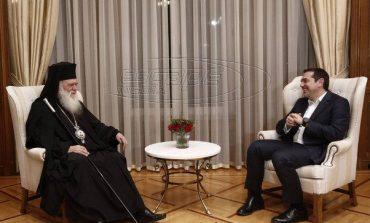 Τσίπρας: Ιστορική συμφωνία Κράτους - Εκκλησίας