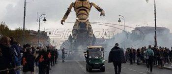Γιατί ένας γιγάντιος ρομποτικός Μινώταυρος βγήκε «βόλτα» στους δρόμους της Τουλούζης -video-