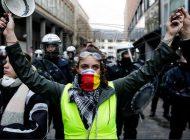 «Κίτρινα Γιλέκα»: Η δήμαρχος του Παρισιού εξέφρασε τη λύπη της για τις «σκηνές χάους»