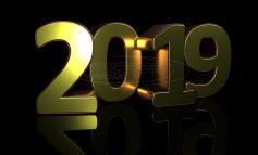 Το 2019 να φέρει στη ζωή μας νέα ελπίδα, νέες προσδοκίες και να αφήσει στο παρελθόν τις πίκρες. Να βλέπουμε μπροστά και να χαμογελάμε!