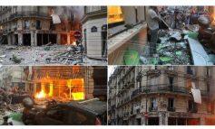 Ισχυρή έρκηξη στο Παρίσι – Τουλάχιστον 20 άτομα τραυματίστηκαν – Συναγερμός στις δυνάμεις ασφαλείας