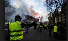 Γαλλία: Νέες συγκρούσεις στις διαδηλώσεις των «κίτρινων γιλέκων»