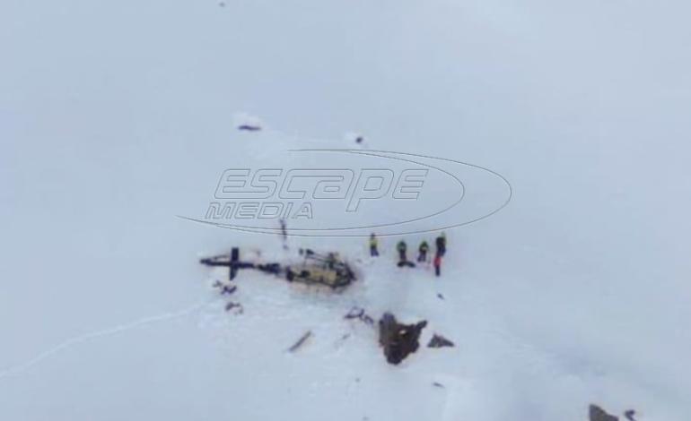 Τραγωδία στην Άλπεις – Σύγκρουση ελικοπτέρου με αεροσκάφος, φόβοι για πολλούς νεκρούς