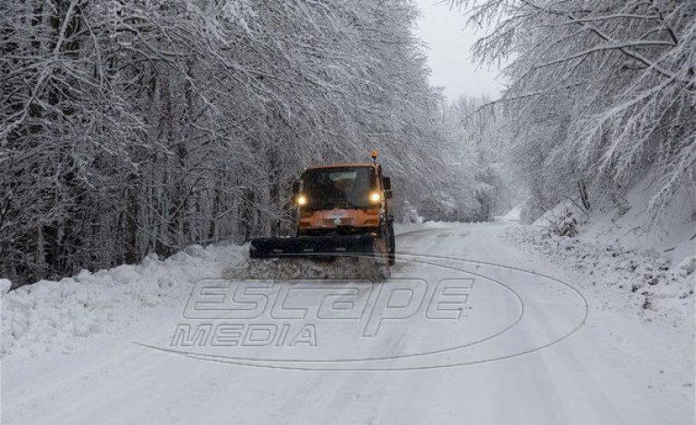 Προ των πυλών ο «Τηλέμαχος»: Χιόνια στο κέντρο της Αθήνας, παγετός και θερμοκρασίες Σιβηρίας