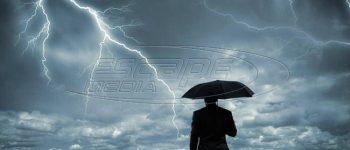 Καιρός: Νέα επιδείνωση με έντονες καταιγίδες σε Θεσσαλονίκη και Χαλκιδική