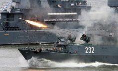 «Κλειδώνει» την Α. Μεσόγειο η Μόσχα – «Βαράνε» τα Ρωσικά «κανόνια» γύρω από την Κύπρο – Μήνυμα Κρεμλίνου σε ΗΠΑ