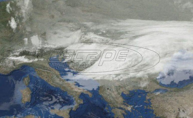 Meteo: 'Ερχεται η «Ωκεανίς»: Χιόνια στη Θεσσαλονίκη, όχι στην Αθήνα