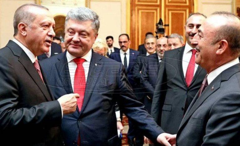 Εξοργισμένο το Κρεμλίνο με Άγκυρα – Τσαβούσογλου: «Υπό Ρωσική κατοχή η Κριμαία – Τουρκικά ΜΜΕ: «Μας στοχεύουν βαλλιστικοί πύραυλοι της Ρωσίας»