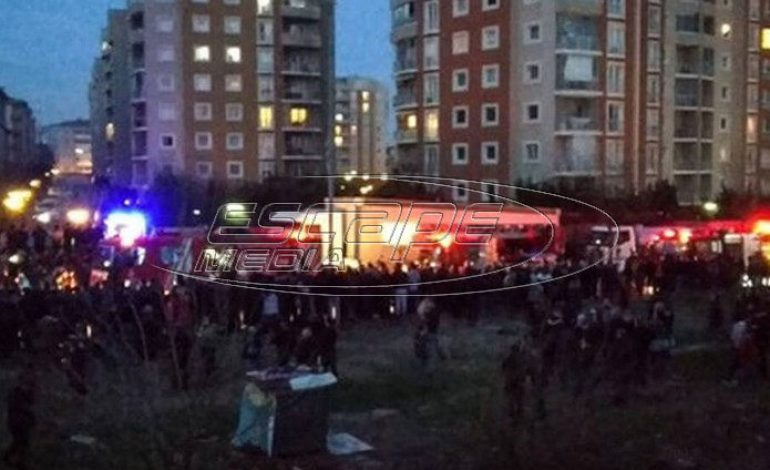 Τραγωδία στην Κωνσταντινούπολη: Ελικόπτερο συνετρίβη σε κατοικημένη περιοχή – Τέσσερις νεκροί