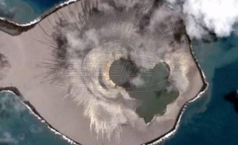 Oμάδα της NASA εξερευνά νησί – μυστήριο στον Ειρηνικό ωκεανό