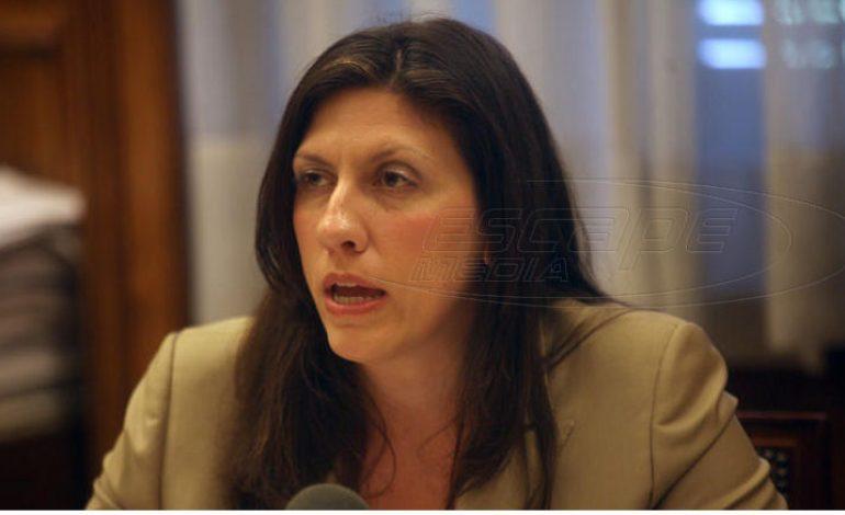 Κωνσταντοπούλου: Σοβαρές ενδείξεις για χρηματισμό βουλευτών στις Πρέσπες