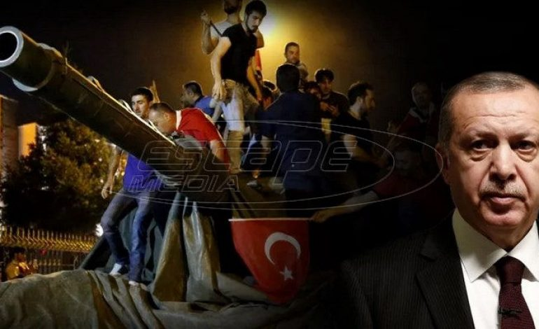 "Oι μυστικές υπηρεσίες «τελειώνουν» τον Ερντογάν: «Στημένο το ""πραξικόπημα"" του 2016, δεν υπήρξαν νεκροί» – Η Δύση ετοιμάζει την επόμενη ημέρα"