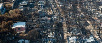 ΜΑΤΙ: Δεν έφτανε η απόλυτη καταστροφή και οι απώλειες ζωών, έρχεται τώρα η Πολεοδομία να επιβάλλει πρόστιμα για…οικοδομικές ατασθαλίες