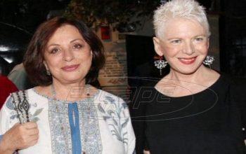 Παραίτηση Λοΐζου: Οργισμένη Έλενα Ακρίτα για τις επιθέσεις στην Χαρούλα Αλεξίου!
