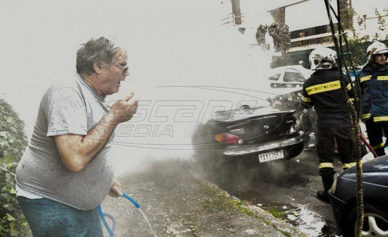 Επεισόδια σε Παπαστράτειο και Νίκαια: Τραυματίες και προσαγωγές