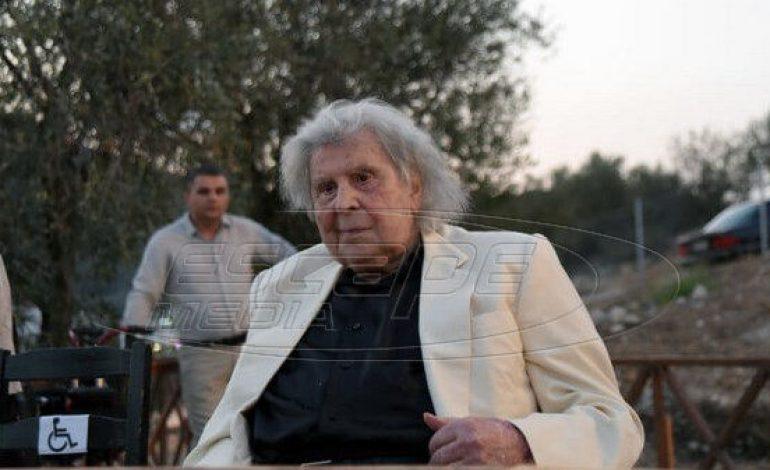 Μίκης Θεοδωράκης: Ιατρικό ανακοινωθέν για την κατάσταση της υγείας του