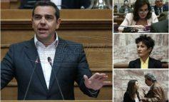ΣΥΡΙΖΑ: Άγριος καβγάς Καββαδία – Μεγαλοοικονόμου και… όχι μόνο στην Κοινοβουλευτική Ομάδα!