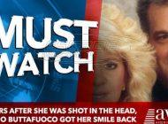 Η γυναίκα που κατάφερε να χαμογελάσει πρώτη φορά μετά από 26 χρόνια μαρτυρίου -video