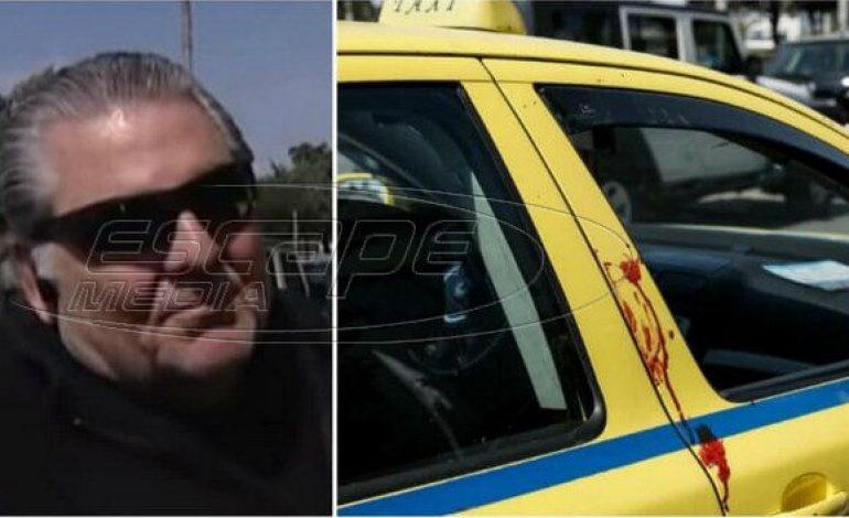 Ο ταξιτζής… μετάνιωσε – «Πανικοβλήθηκα» λέει δακρυσμένος!