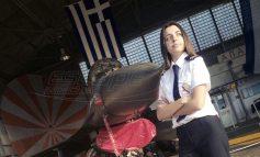 17χρονη πιλότος «σκίζει» τους αιθέρες στην Κρήτη