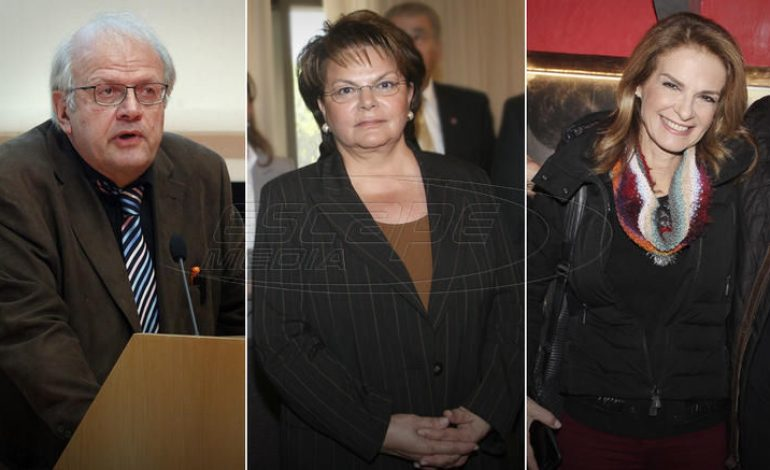 Τζαβέλα, Τσελέντης και Σταθακοπούλου στο ευρωψηφοδέλτιο της ΝΔ