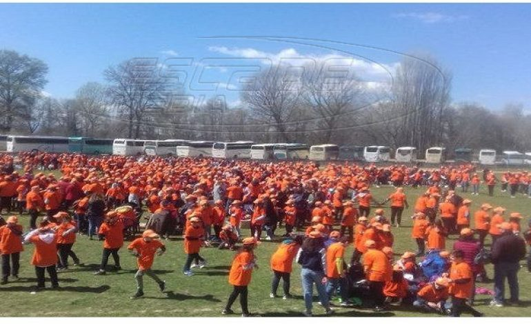 Καστοριά: 1.702 παιδιά στο «Το παζλ του αυτισμού» για το Ρεκόρ Γκίνες