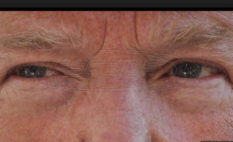 Γιατί έγιναν viral τα… μάτια του Τραμπ; -VIDEO-