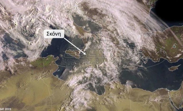 Καιρός: Αφρικανική σκόνη θα «σκεπάσει» την Ελλάδα – Τι προβλέπεται για την Κυριακή του Πάσχα
