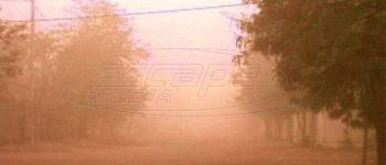 Η αφρικανική σκόνη θα «πνίξει» τη χώρα τη Μεγάλη Εβδομάδα – Η πρόγνωση του καιρού