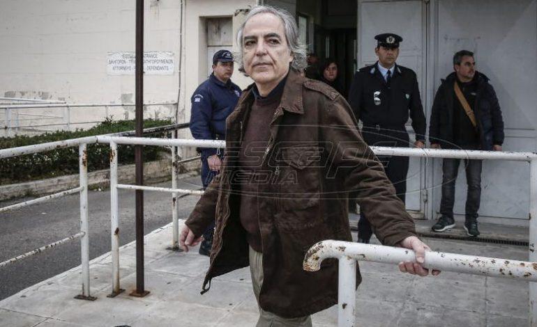 Το σκεπτικό των δικαστών που απέρριψαν το αίτημα άδειας Κουφοντίνα -«Είναι αμετανόητος»